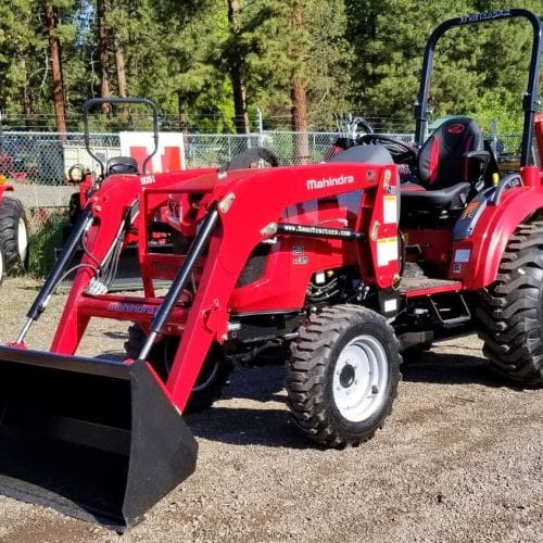Mahindra Tractor Dealer | Prices On New And Used Mahindra