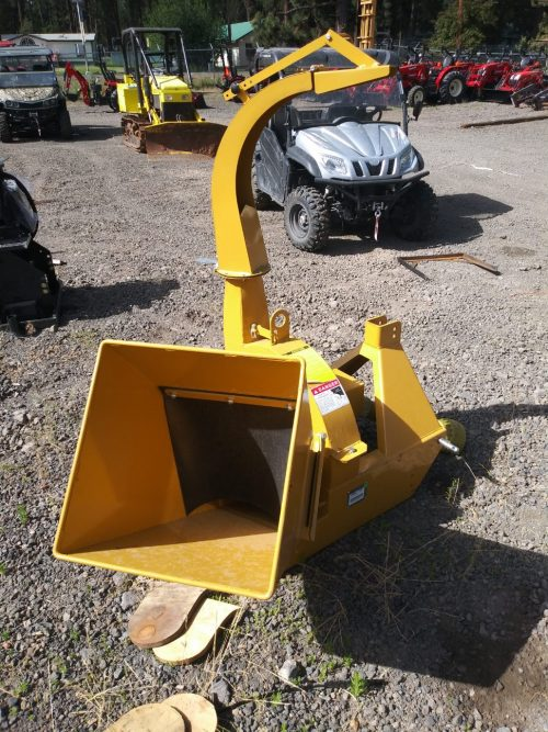 4 Inch Wood Chipper