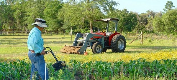 best tractor attachments for gardening