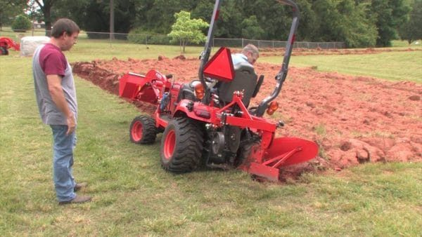 tractor implements for gardening