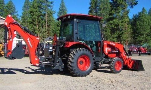 3515h Tractor,Ldr, BH
