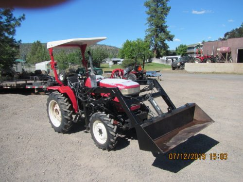 Jinma 284 - Used 2006 with FEL