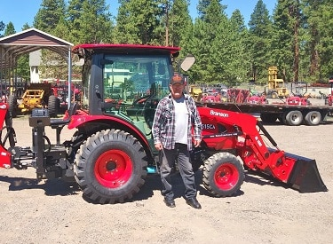 branson 3515h cab tractor