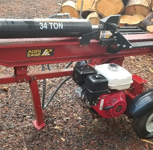 Used - 32 Ton Wood Splitter
