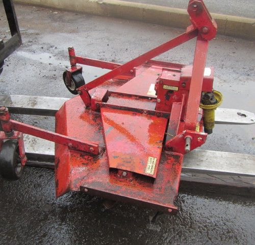 "Used 48"" Finish Mower"