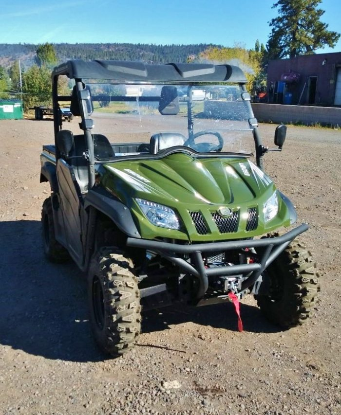 ODES Comrade 650cc - USED 2018