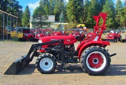 New Jinma 254 Tractor and Loader