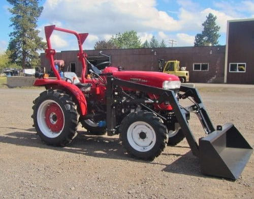 The Jinma 254 Tractor Package