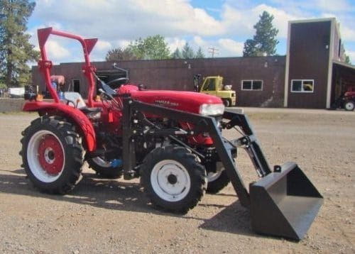 Jinma 254 Tractor Package Deal 1