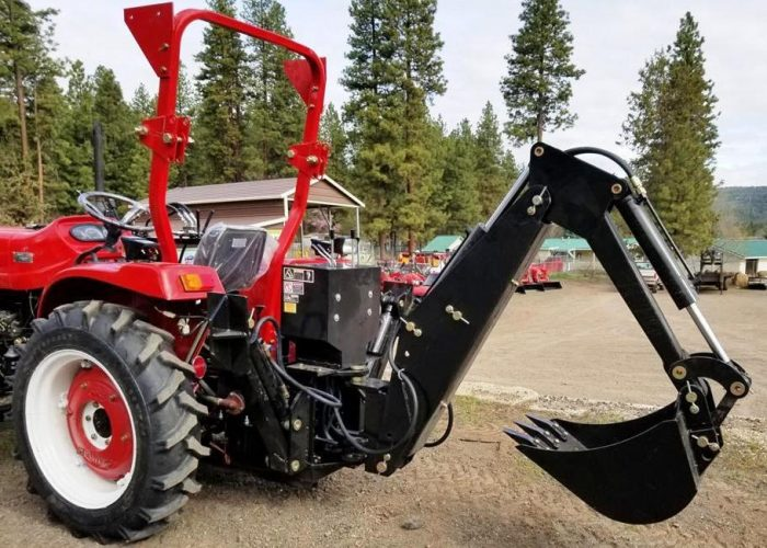 Jinma 254 Tractor Loader Backhoe
