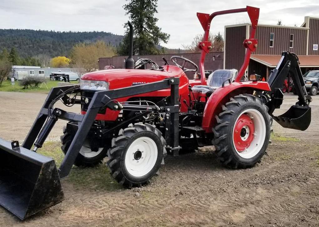 Jinma 254 Tractor Package Deal 2
