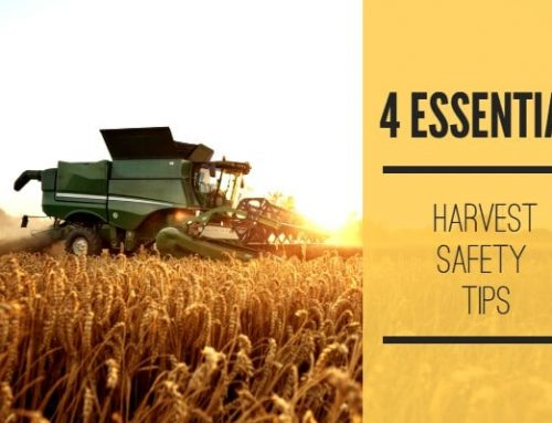 4 Essential Harvest Safety Tips