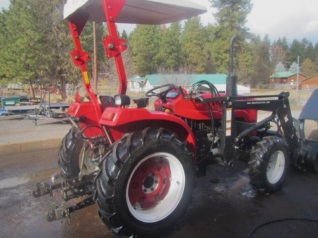 Used Jinma 354 Tractor Right rear quater