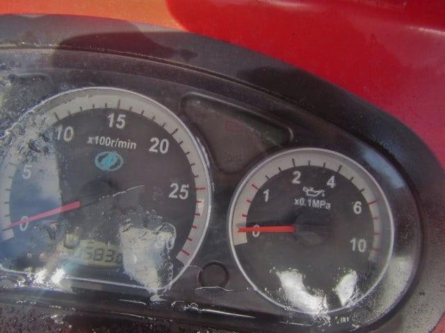 Used Jinma 354 Tractor odometer