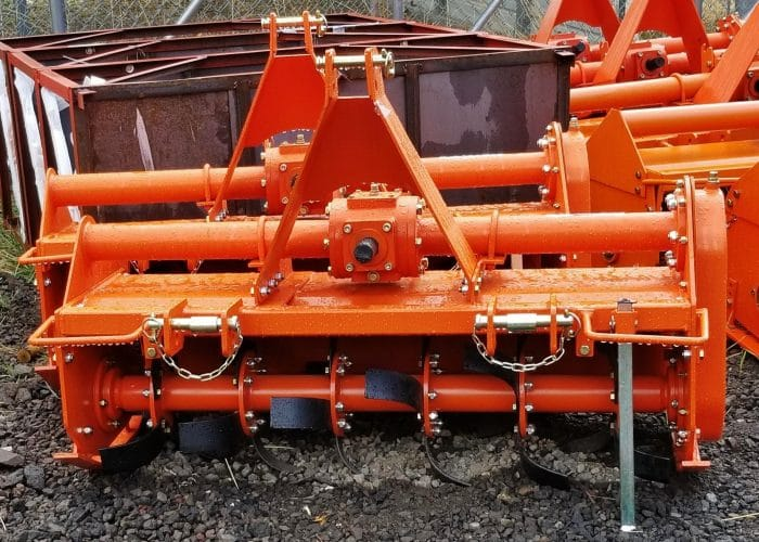 Jinma Tractor Package Deal 3 Rototiller
