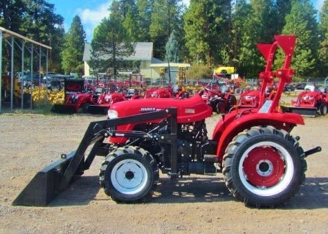 Jinma Tractor Package Deal 3