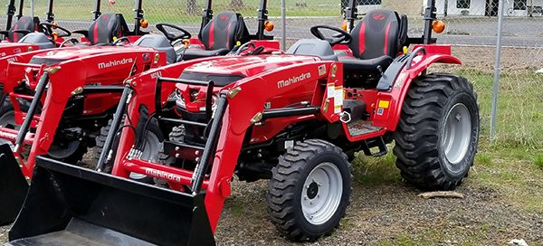 mahindra tractor maintenance