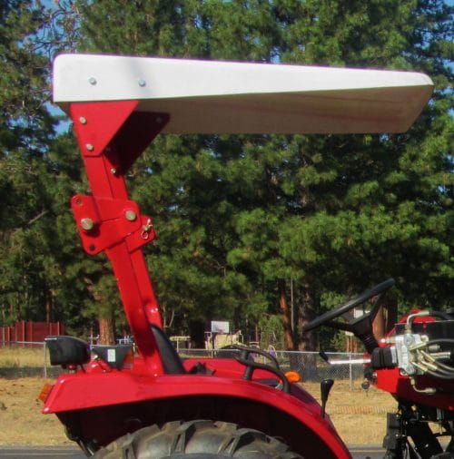 Jinma Tractor Canopy
