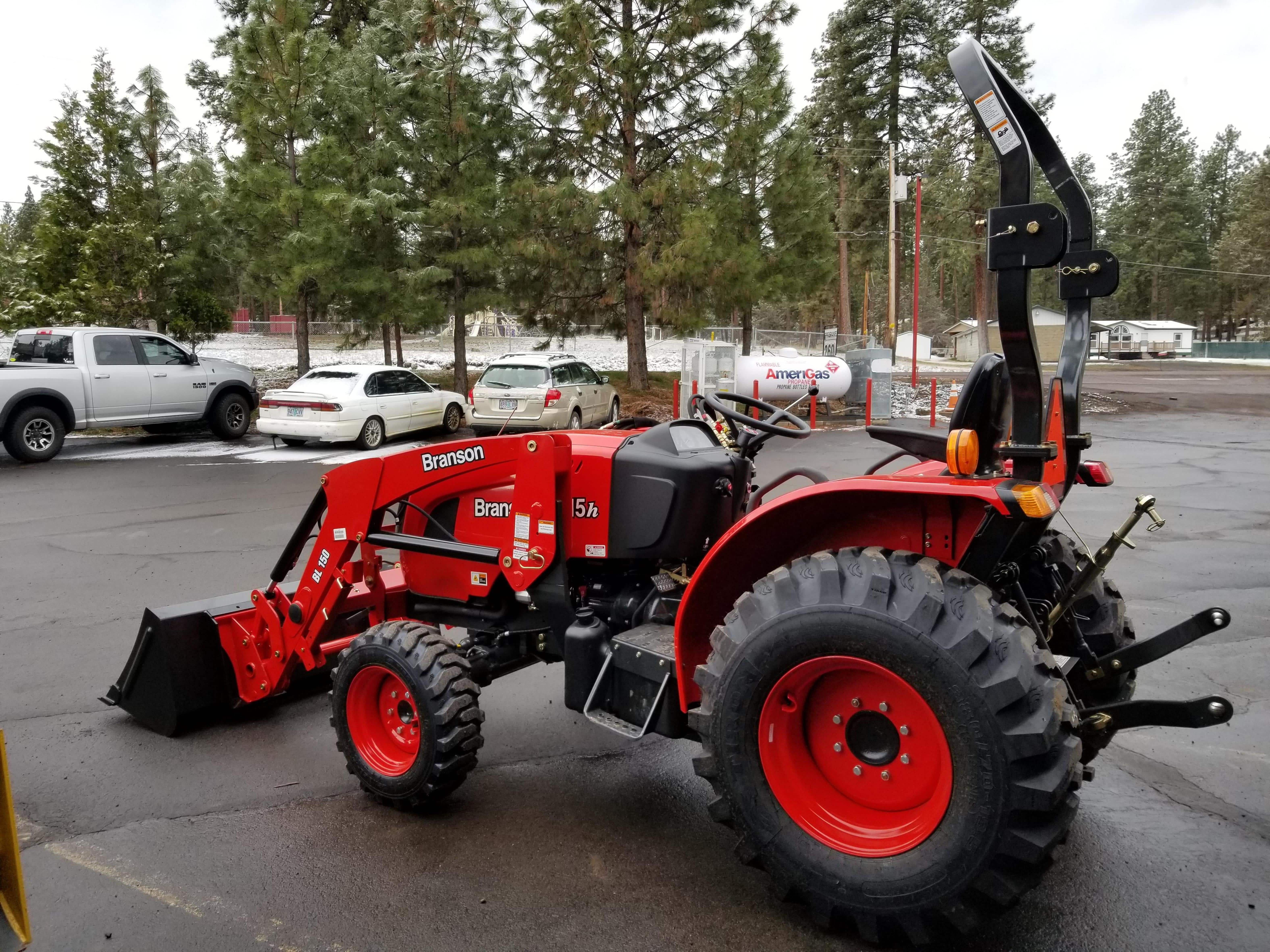 Branson 2515H Tractor and Loader