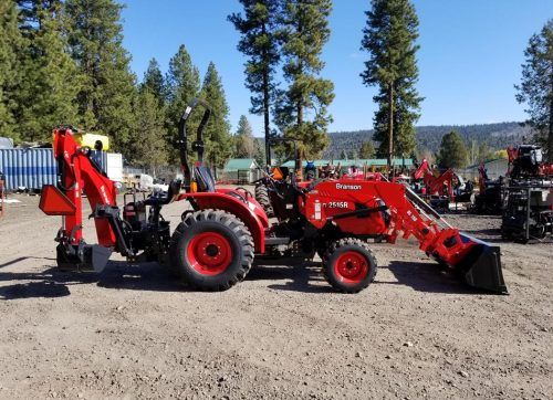 2515R Tractor Loader Backhoe