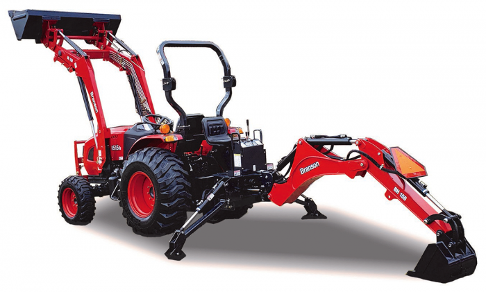 Branson 2515R Tractor and Loader
