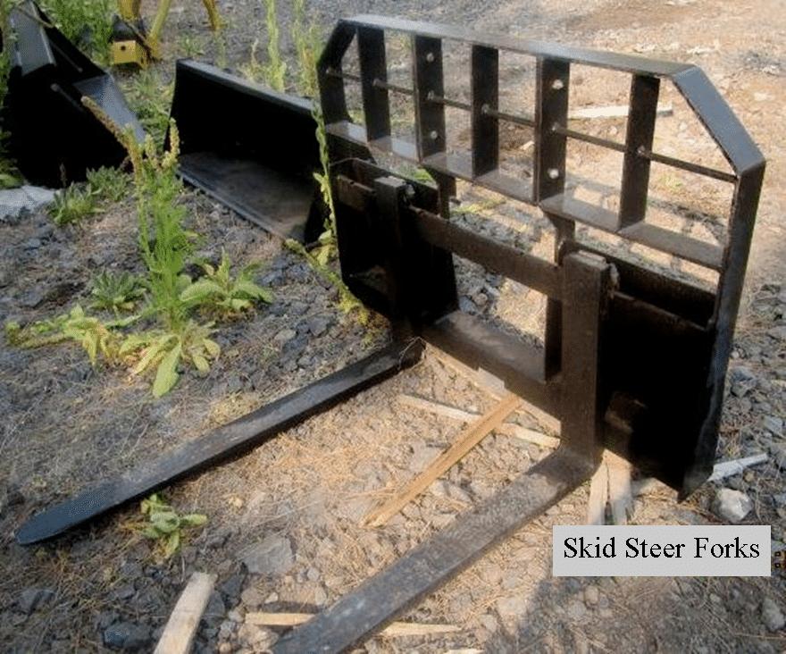 Skid Steer Forks