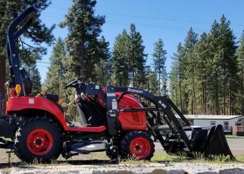 1905h Tractor Loader