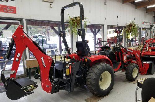 Branson 2610h Tractor Loader Backhoe