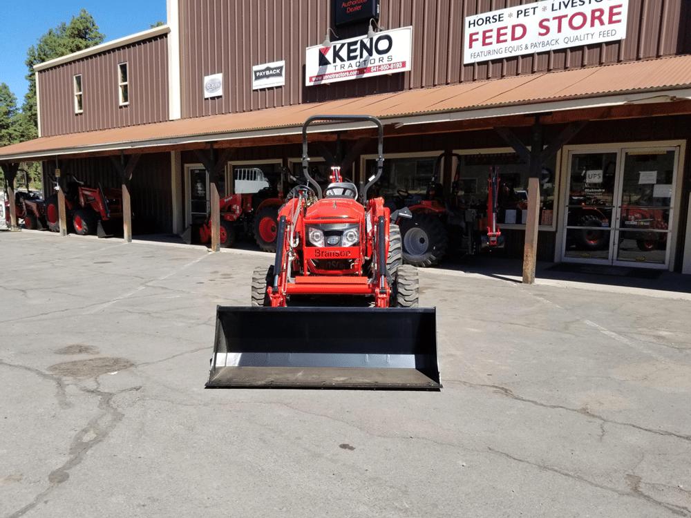 2515h Tractor Loader Backhoe
