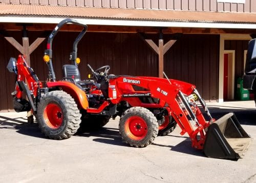 Branson 2610h Package Deal