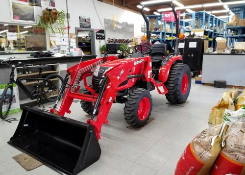Branson 2610h Tractor Loader