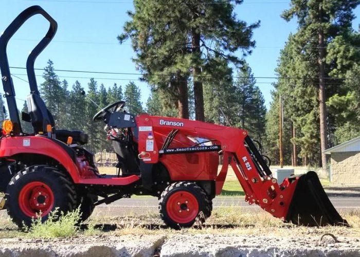 Branson 2205h Tractor Loader