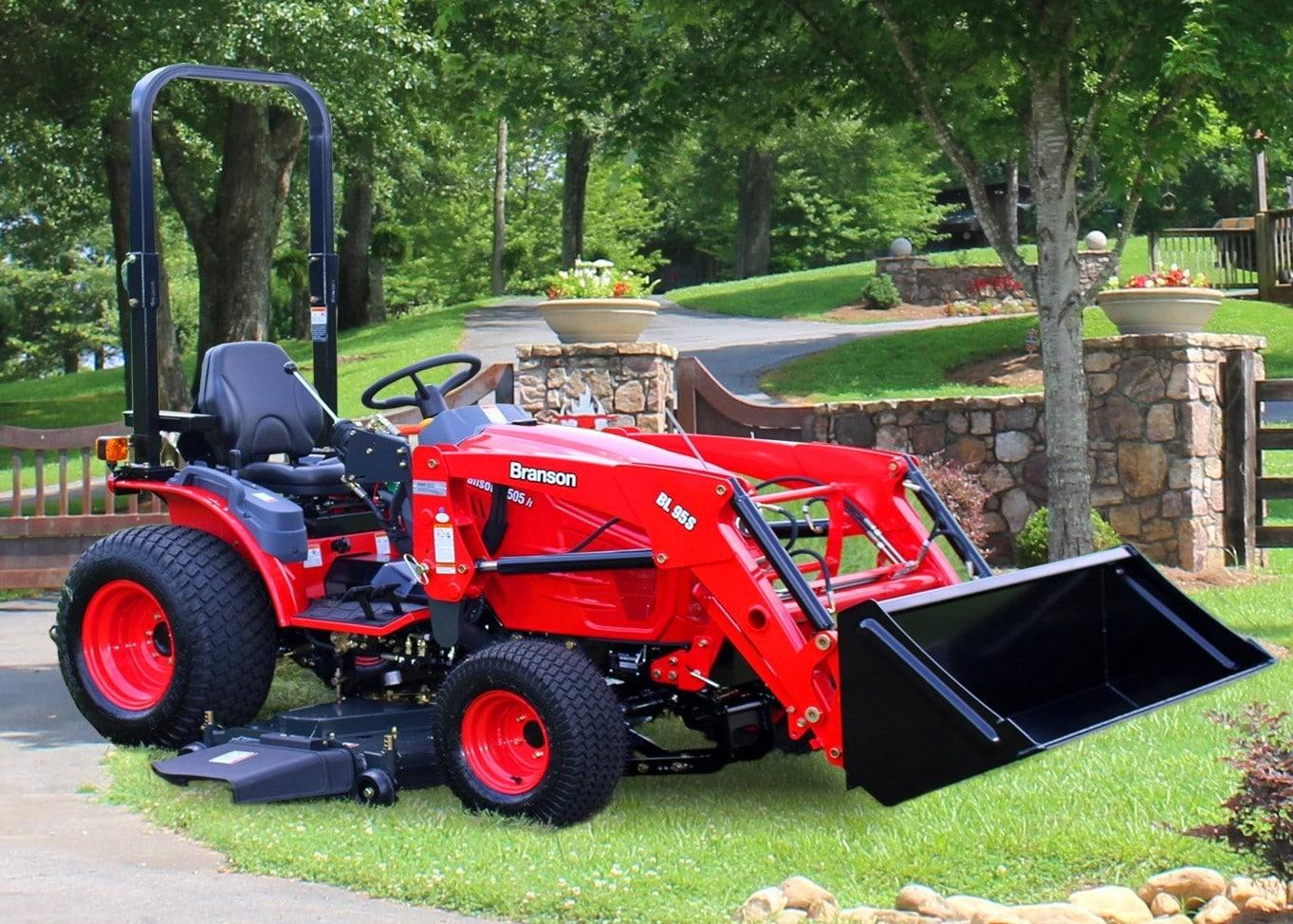 Branson 2205h Tractor Loader Mower