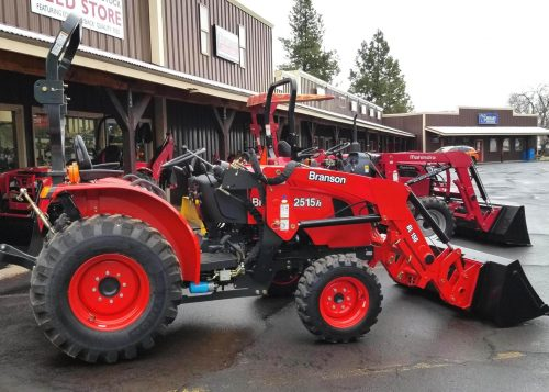 2515h Tractor and Loader