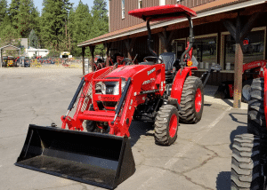 Branson 2515h Tractor with Canopy