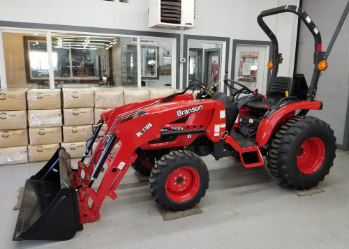 2610 Tractor Package