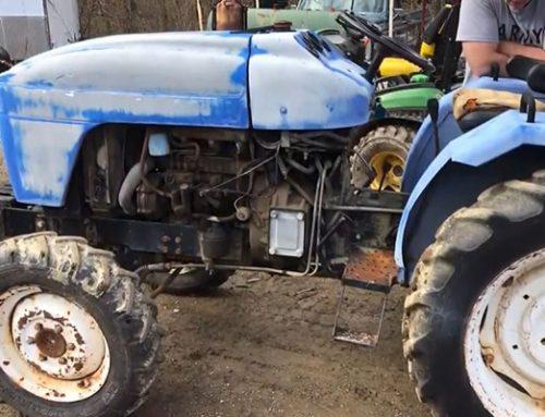 Featured Happy Customer – Jinma 284 Tractor Restoration