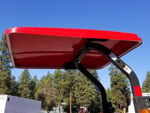 Universal Tractor Canopy