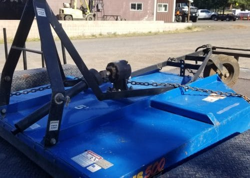 Used Priefert 5' Mower