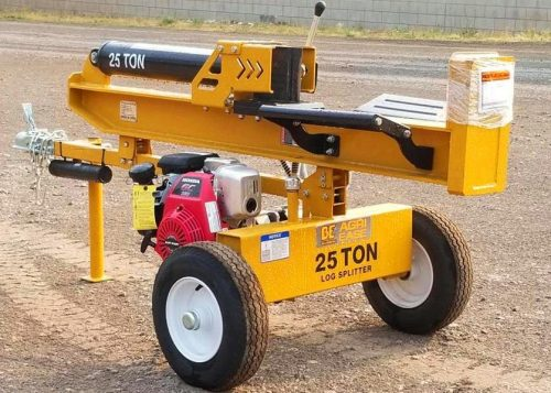 Wood Splitter 25 Ton
