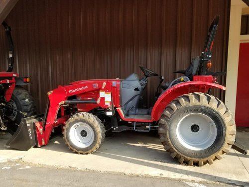 Mahindra 1626h Tractor/Loader SALE