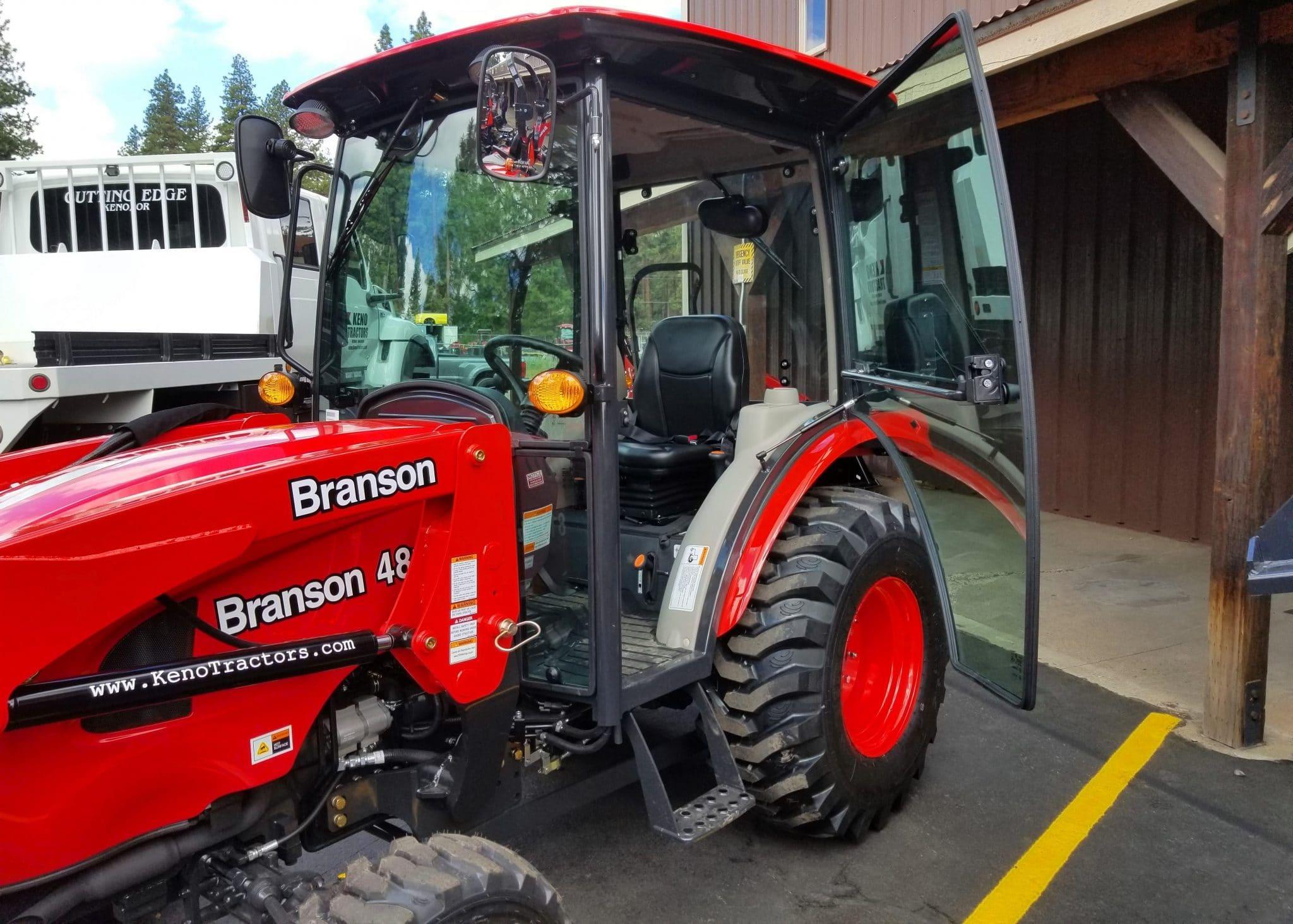 Branson 4815Ch With FEL