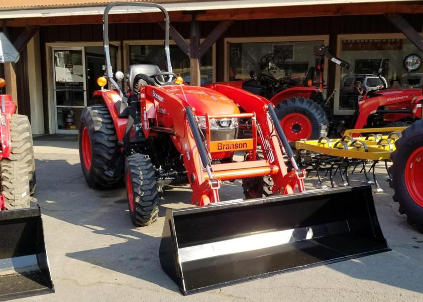 Branson 3620r Tractor Loader