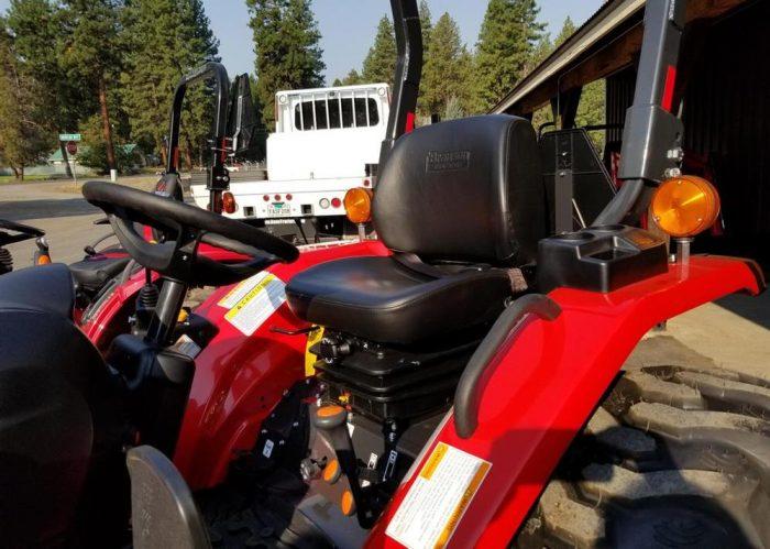 Branson 3620h Tractor Loader