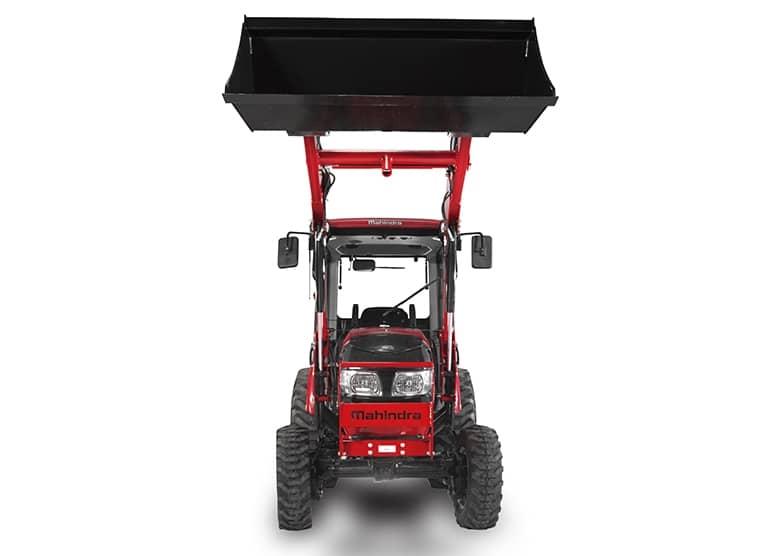 Mahindra 1640h Cab Tractor/Loader