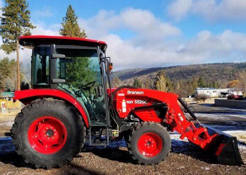 Branson 5520C Tractor Loader