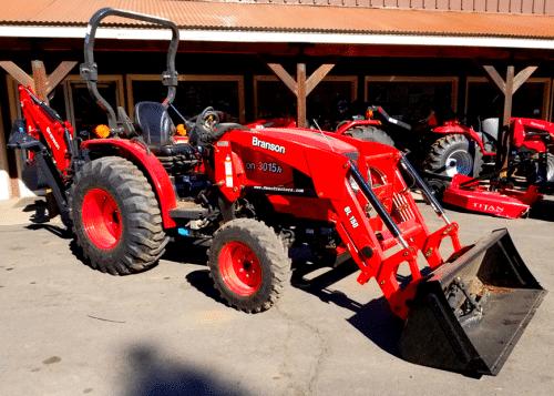Branson 3015h Tractor Loader Backhoe