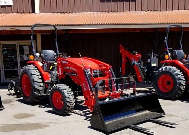 Branson 4820R Tractor Loader