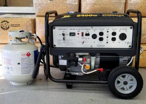 Generator - For Home Backup