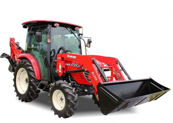 4820ch Cab Tractor Loader